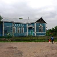 Грушківка,Свято-Успенська Церква Пресвятої Богородиці,побудована в 1903році