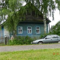 Деревня Федово, Охонский сельсовет,Пестовский район,Новгородская область.А