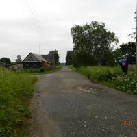 Деревня Федово,Охонский сельсовет.