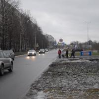 Байконуровская улица.