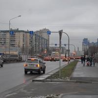 Проспект Сизова.