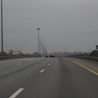 Мост через Пахру на автомагистрали ДОН