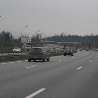 Видновский мост, Расторгуевская развязка (Е115, М4)
