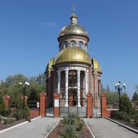 Бердянск. Храм.