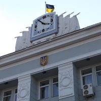 Бердянск. Здание администрации Бердянского района.