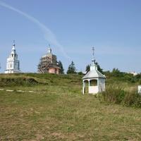 Храмы в Чиркино, святой источник