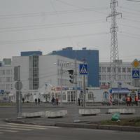 На Шуваловском проспекте.