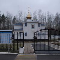 """Храм. В честь иконы Божей Матери """"Живописный источник"""""""