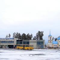 Асбест. Автовокзал. 2005 г