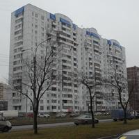 Проспект Королёва.Жилой дом.