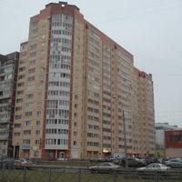 Жилой дом на проспекте Королёва.