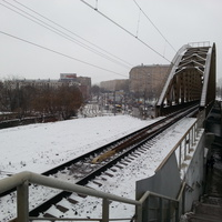 Павелецкий путепровод