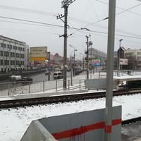 Варшавское шоссе в сторону центра