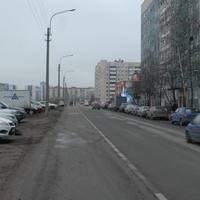 Улица Ольховая.