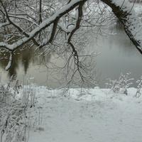 Лапшинка.Зима.
