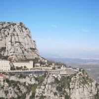 MONTSERRAT Монастырь