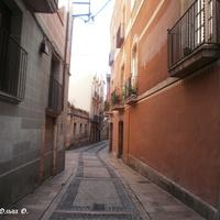 "по улицам ""Римской"" Таррагоны"