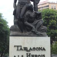 Памятник героям войны 1811 года в Таррагоне