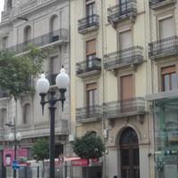 Таррагона на улице Rambla Nova