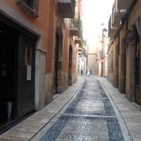 Одна из улиц Старого города внутри крепостных стен