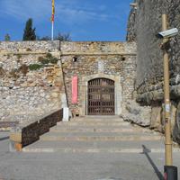 Въезд на территорию Старого города