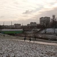 Возле Муринского ручья