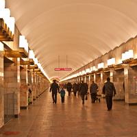 "Станция метро ""Гражданский проспект"""