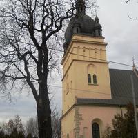 Церква біля підзамче
