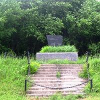 Радиванівка,пам'ятник мученикам голодної весни 1933 року