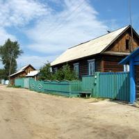 Село Николаевское, улица Новая