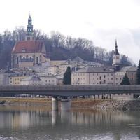 Зальцбург в январе