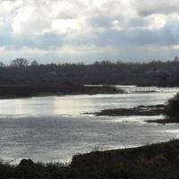 Новое Березово, река Цна