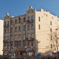 Лиговский проспект, 154