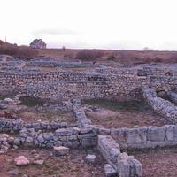 Руины в Херсонесе