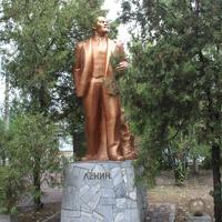 Бердянск. Памятник В.И. Ленину.