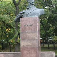 Бердянск. Памятник П.П. Шмидту.