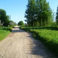 Дорога в Можаево