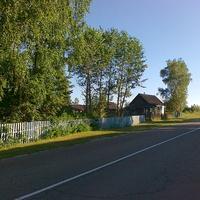 Улица в Берёзовке