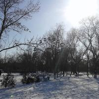 парк кизляр