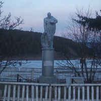 Памятник погибших ВОВ