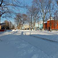 Зима в Фатеже