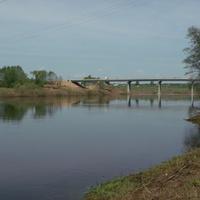 Новый мост р.Улла