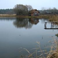 вот такое оно разное - наше озеро