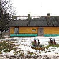 Сельский клуб-музей народного быта.