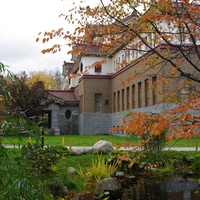 Осень на дворе музея