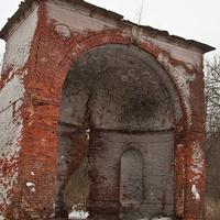 """Павильон """"Эхо"""". Построен в 1789 году."""
