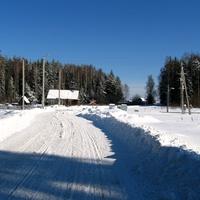 Дорога в Гвоздово