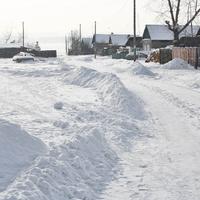 улица Ангарская в Бурети