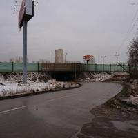 Дорога Видное - Загорье