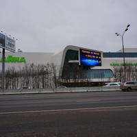 Крытый рынок ТРК Лужайка